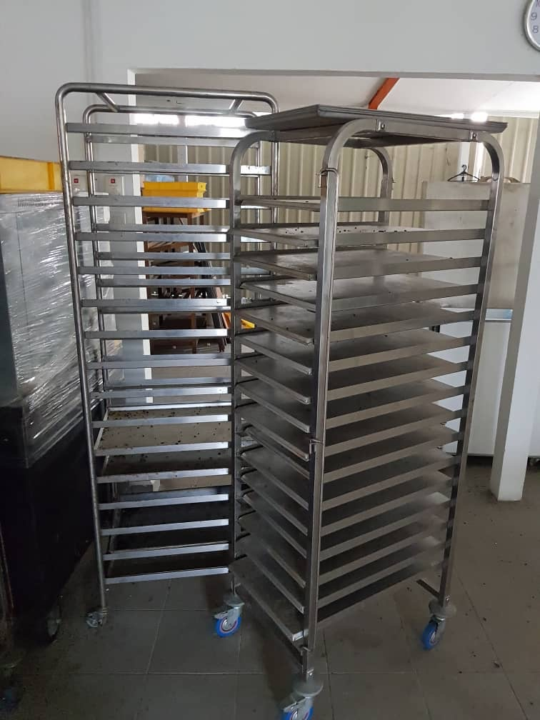 used stainless steel cooling rack