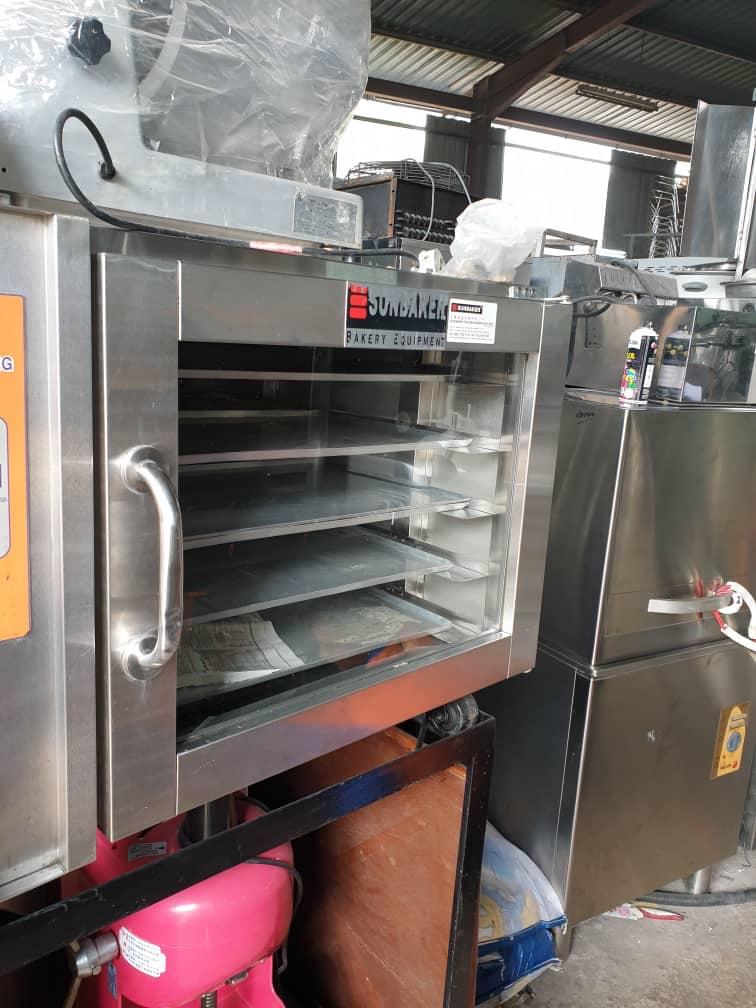 used sunbaker oven
